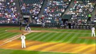 Путевые заметки.Сиэтл,август 2012: бейсбол Mariners