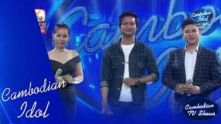 Video (Cambodian Idol Highlights) - Live Show Week 1 - ម៉ៅ ហាជី - ពូម៉ូតូឌុប download MP3, 3GP, MP4, WEBM, AVI, FLV Desember 2017