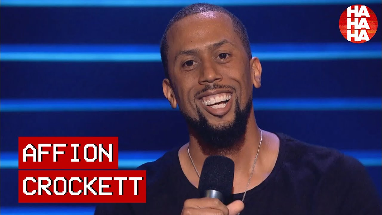 Affion Crockett - There Should be a Black Batman