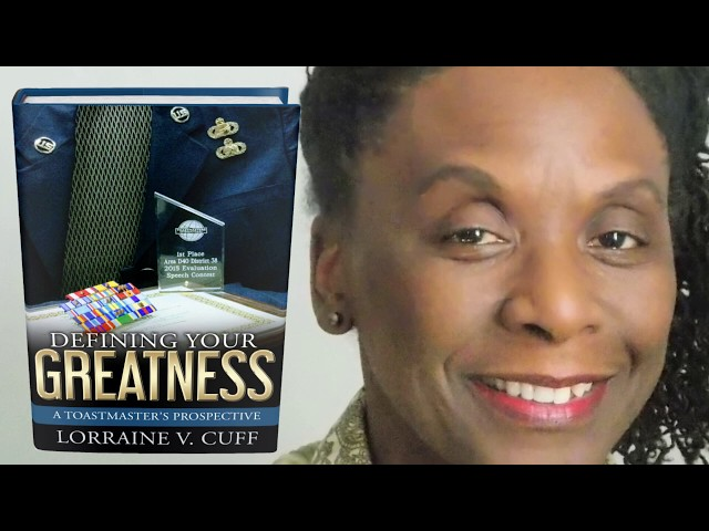 DEFINING YOUR GREATNESS - A Toastmasters Prospective