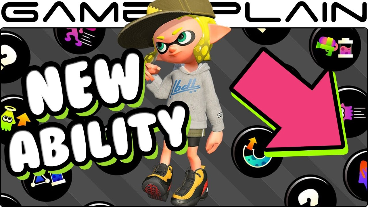 splatoon 2 new mysterious ability discovered introducing murch s