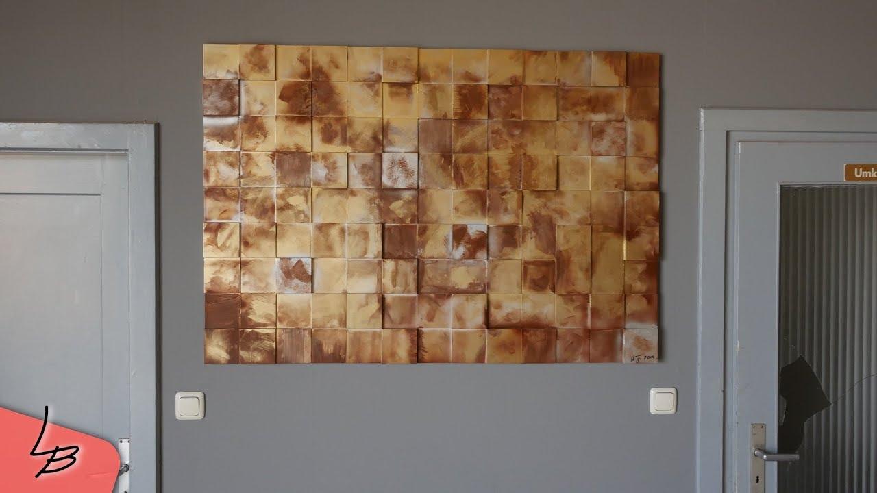 Schöne Wanddeko Aus Holz Günstig Und Schnell Selbst Gemacht