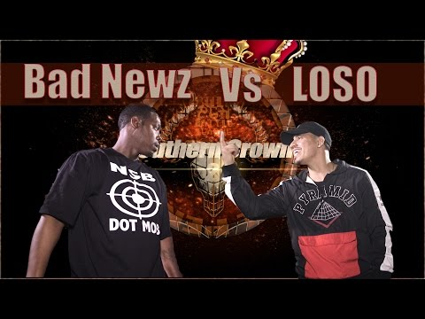 BAD NEWZ vs LOSO hosted by John John Da Don (Full Battle) | BullPen Battle League