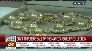 PH eyes sale of P237-M rare diamond, other Marcos jewels