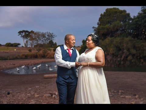 Beautiful Cape Town Wedding of Patric and Lucretia at Feathers Lodge
