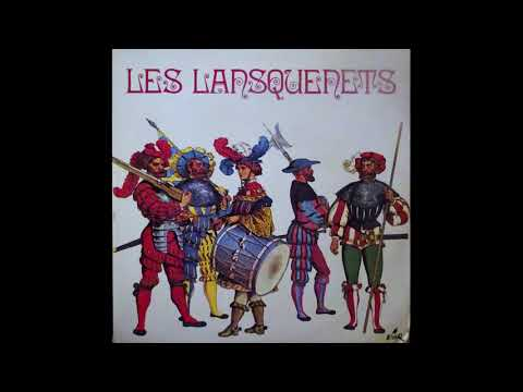Die Landsknechtstrommel 1 & 2 - Die Landsknechte - Les lansquenets - Botho-Lucas Chor