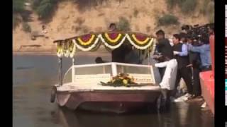 Arun Jaitley visits Chanod - Karnali, kicks off/dedicates development works