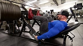 EASIEST WAY TO WORKOUT LEGS?