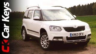 Skoda Yeti 2014 review - Car Keys
