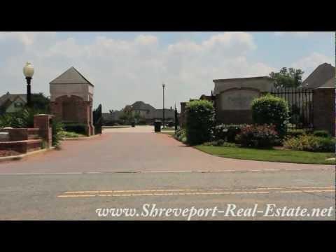 Plantation Trace Estates Subdivision Neighborhood - Bossier City, LA