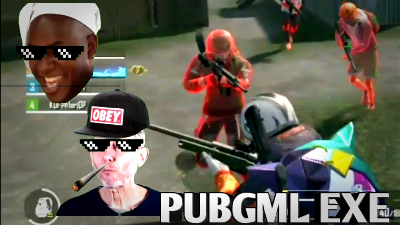 PUBG MOBILE LITE TDM EXE - YouTube