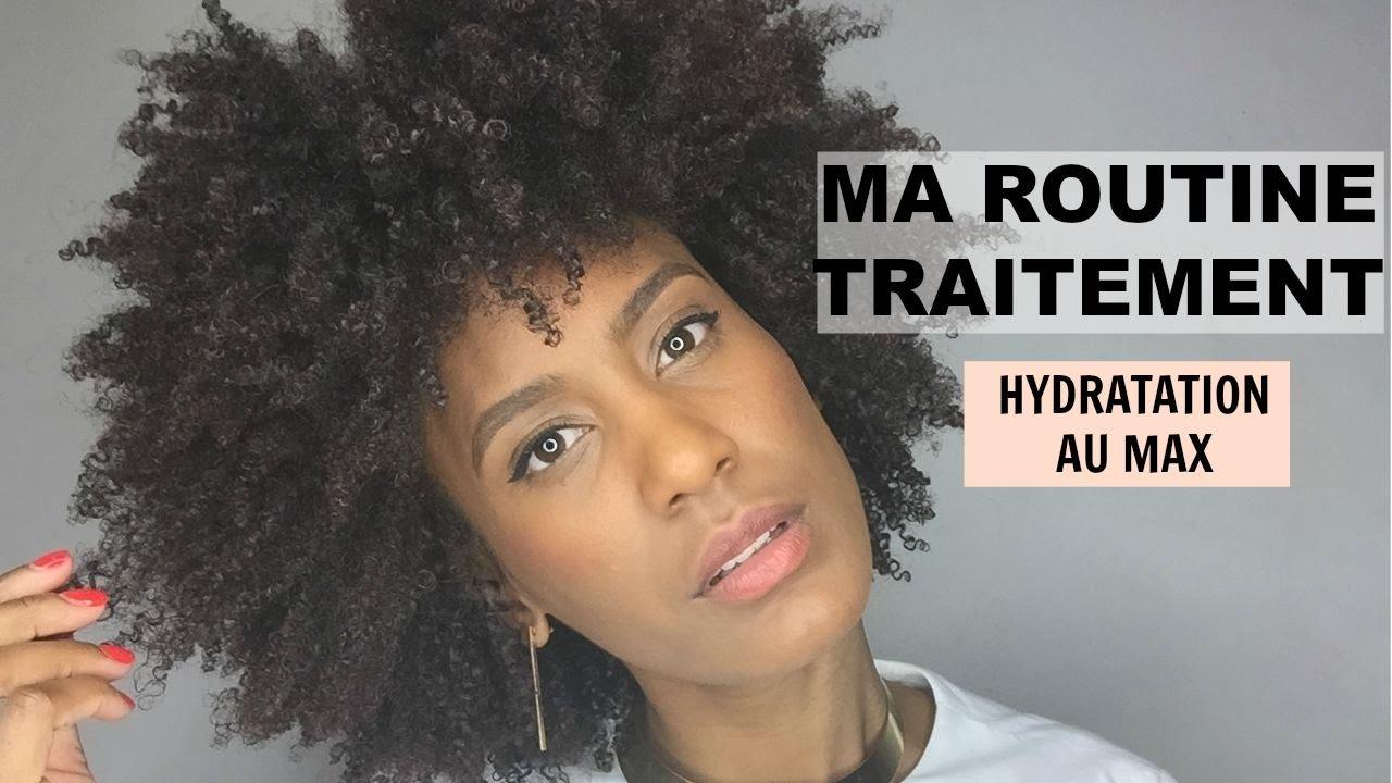 Cheveux naturel traitement