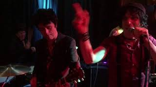 Bille Joe Armstrong & Jesse Malin's New Years Show Pt.18 (The Clash – Rudie Can't Fail)