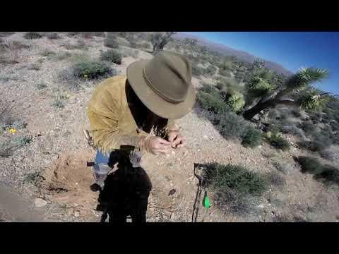 Arizona Gold Prospecting Adventure with Jeff Williams-Larry DAY 2