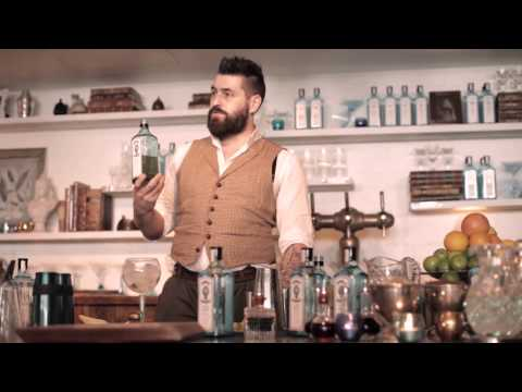 Bombay Sapphire World's Most Imaginative Bartender 2014: UK & Ireland Winner Rich Woods' Journey