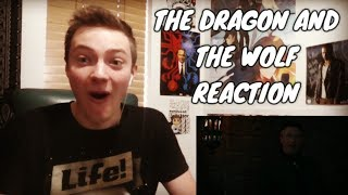 game of thrones   7x07 the dragon and the wolf reaction
