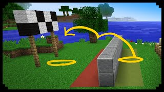 ✔ Minecraft: How to Double Jump / Long Jump