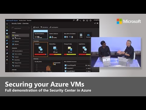 Steps to securing and managing your VMs in production with Azure