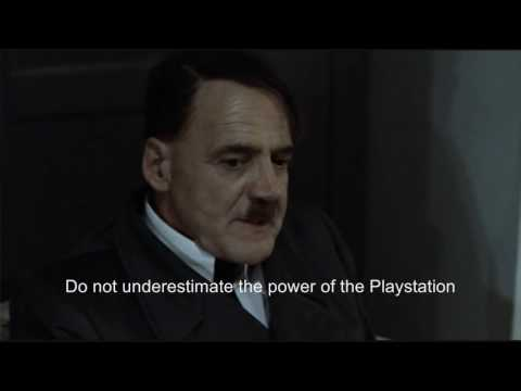 Hitler reacts to the Killzone 2 reviews