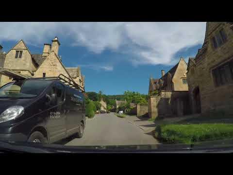A Beautiful Cotswold Drive