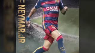 Messi and Neymar Jr idol haha
