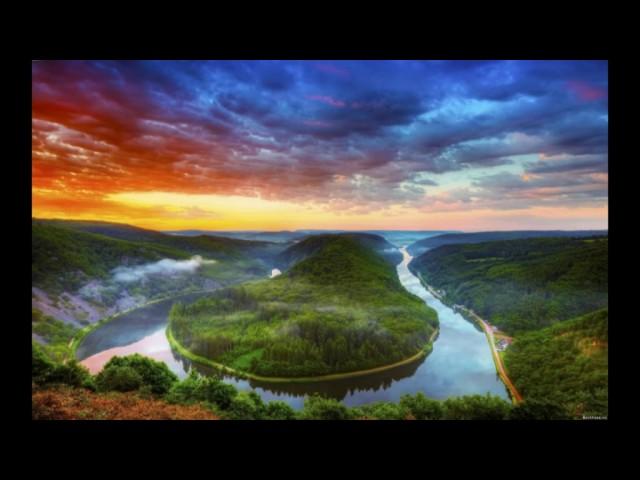Изображение предпросмотра прочтения – АлинаГалина читает произведение «Пруд и Река» И.А.Крылова