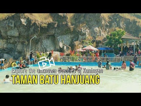 Wisata Taman Batu Hanjuang Kuningan Jawa Barat Youtube