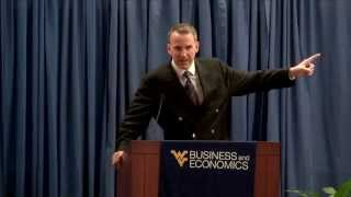 Ed Glaeser - WVU College of Business & Economics Speaker Series