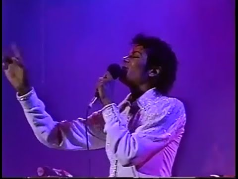 The Jacksons - Off The Wall Live In Toronto 1984