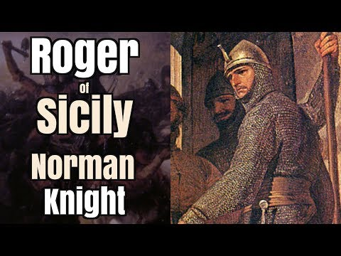 Roger of Sicily - The Story of a Norman Knight