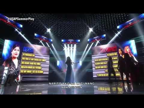 NARITO AKO - Dessa vs Regine Velasquez who has the highest version?