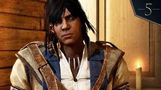 Assassins Creed 3 Remastered - Part 5 - Becoming an Assassin