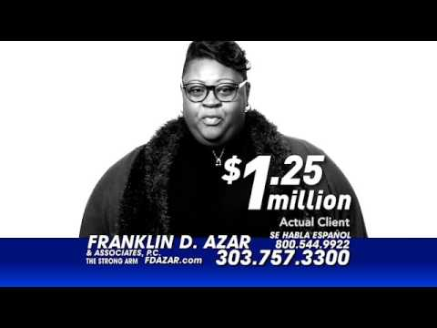 Denver Car Accident Lawyer - Frank Azar $1.25 Million Settlement