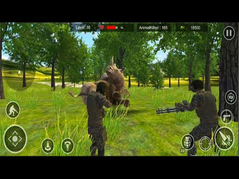 Animal Safari Hunter - Android GamePlay - Safari Hunting Games Android #6
