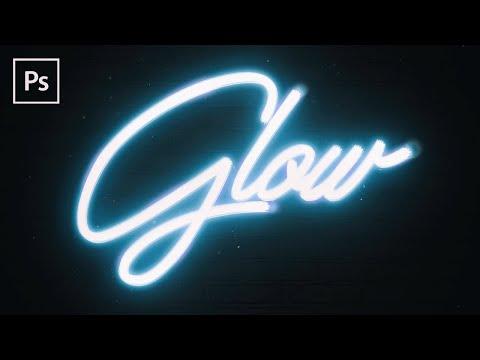 Как Сделать СВЕЧЕНИЕ В ФОТОШОПЕ | GLOW Effect