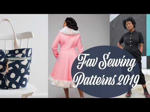 favourite-2019-sewing-patterns