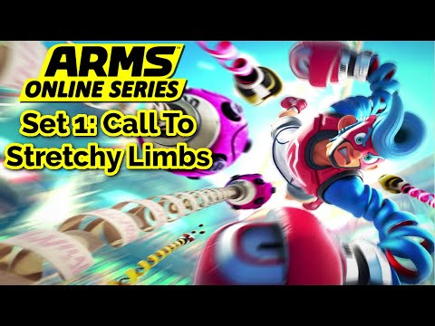 ARMS: Online Series Set 1 - Come to Stretchy Limbs!