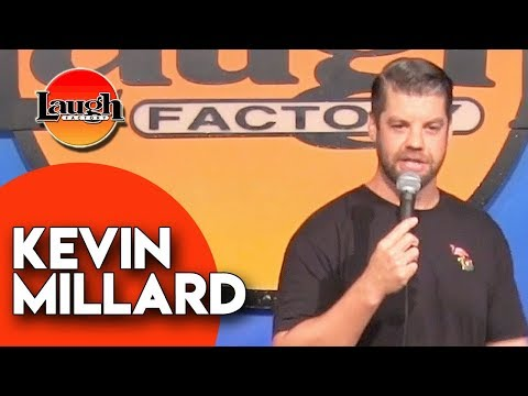 Kevin Millard | Too Broke for Bankruptcy | Laugh Factory Stand Up Comedy