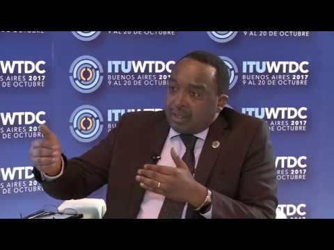 ITU INTERVIEWS @ WTDC-17: Mr Bocar A. Ba, CEO, Board Member, Samena Telecommunicacions Council