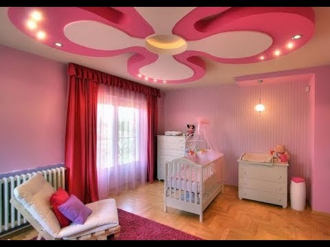 ديكورات غرف نوم اطفال مودرن بالوان مختلفه غاية الروعةchildren S
