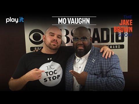 Mo Vaughn (Full) - The Jake Brown Show