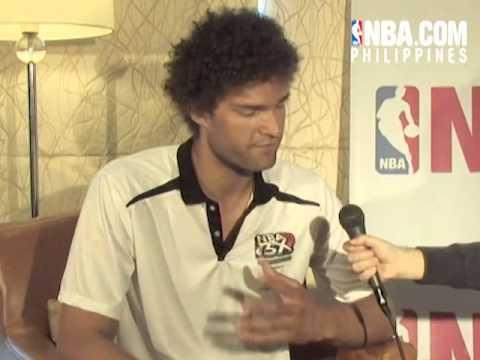 NBA Philippines: Brook Lopez 1 on 1