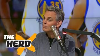The Warriors loss to the Cavaliers in the Finals made EVERYTHING more interesting | THE HERD