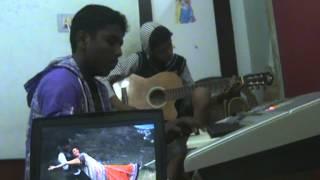 Nani Koni Instrumental by Divyanand and sharath