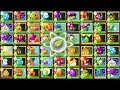 All Plants Mastery Pow up! in Plants vs Zombies 2