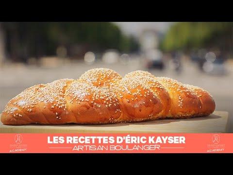 Download La recette de la douce Halla par Éric Kayser