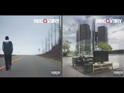 Eminem Recovery Official Album Covers