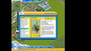 SeaWorld Adventure Parks Tycoon -  Scenario Beginner - Animal Atraction P1