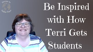 How Terri Grigsby Gets So Many Students