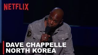 Dave Chappelle - North Korea  | Equanimity